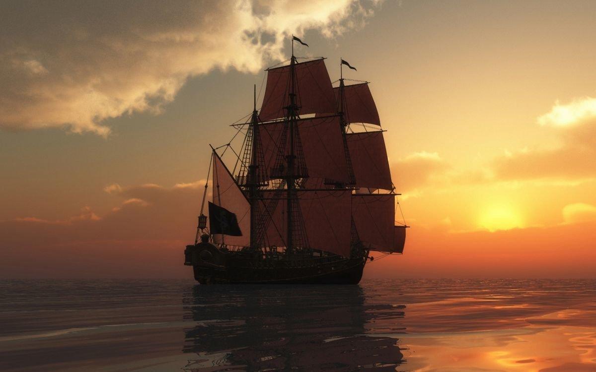 Папа - капитан корабля